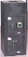 Depository Safes electronic locking safe with safe deposit key lock