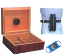 Holiday special 25 cigar humidor, 2 cigar case w/clip & cutter
