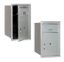 Commercial 4C 3707S-1P Standerd Horizontel Single Column Mailboxes