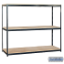 Residential 9783 Includes Particleboard Shelves, Shelf Beams