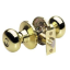Master Lock BAC0603 Ball Combo - Keyed Entry Knobset