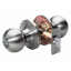 Master Lock BAO0115 Ball Knob Keyed Entry Door Hardware