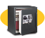 Sentry Safe FIRE-SAFE� Advanced Office Sentry Safe