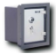 Wall Safes Burglary and Fire Resistant Wall Safe
